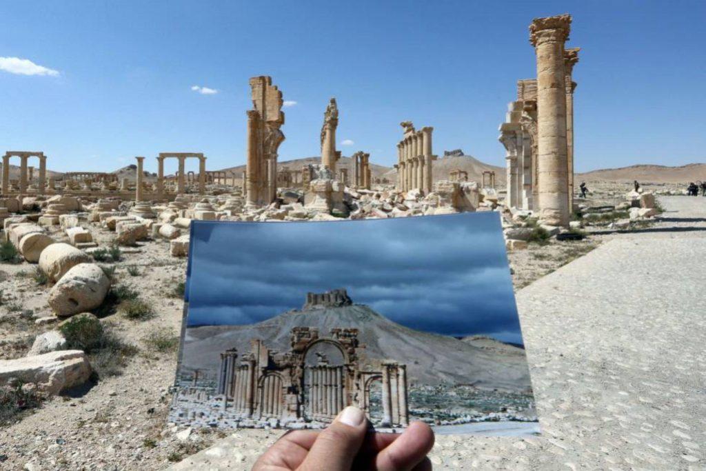 Patrimonio de Siria