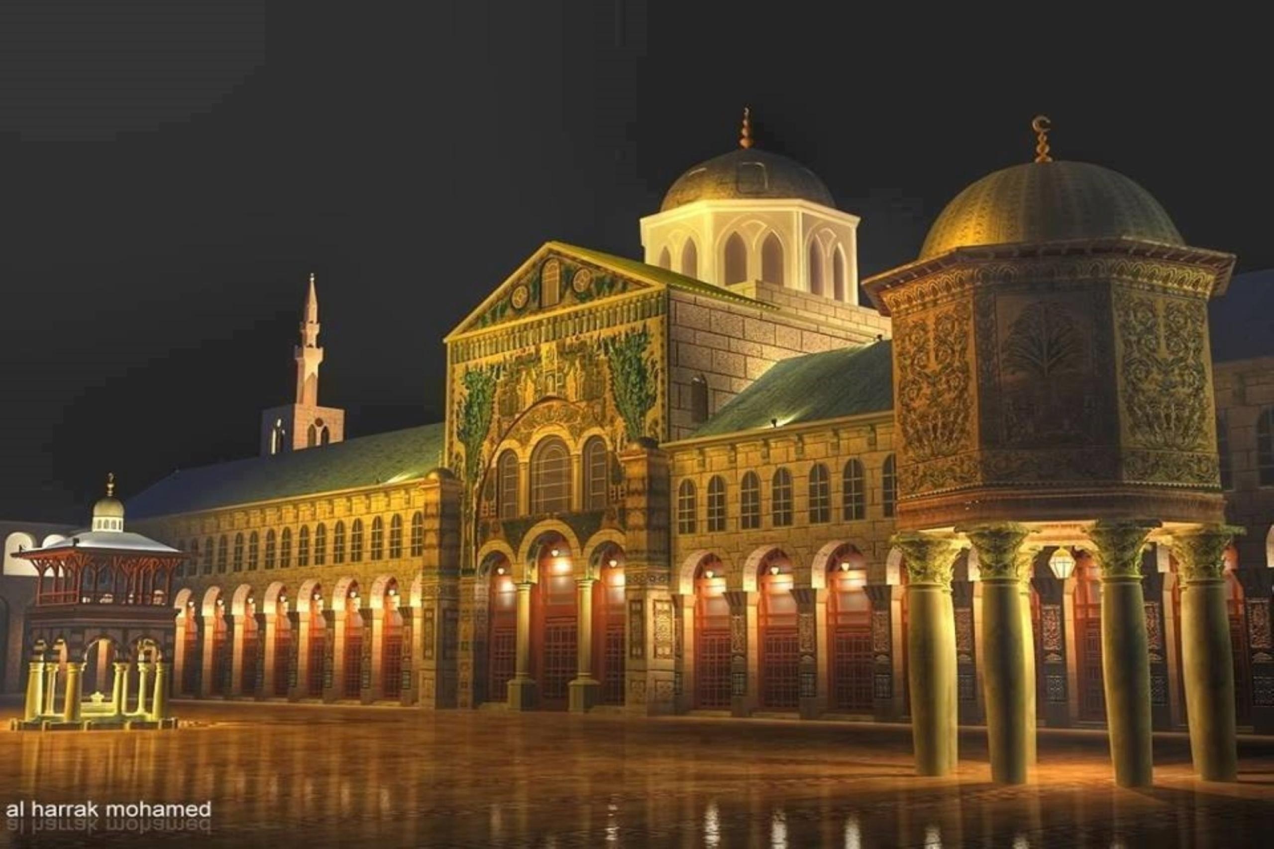 Siria_antes_conflicto_Mezquita