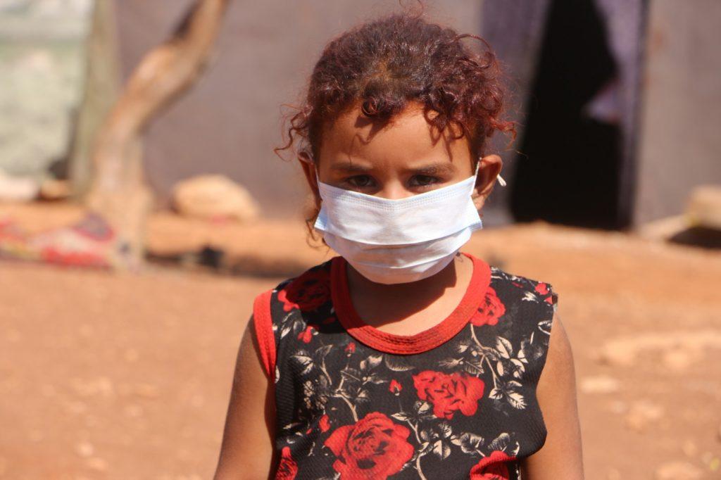 Covid-19 Siria país en guerra