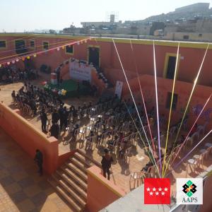 Inauguración Escuela Esperanza